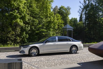 2021 Mercedes-Maybach S 680 4Matic 11