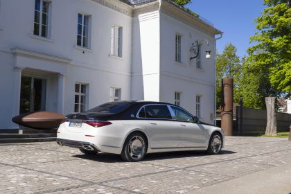 2021 Mercedes-Maybach S 680 4Matic 12