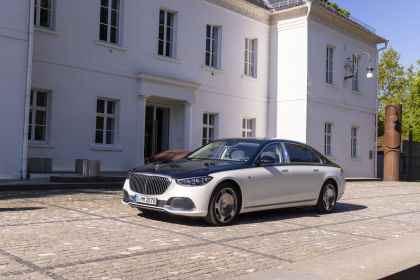 2021 Mercedes-Maybach S 680 4Matic 13
