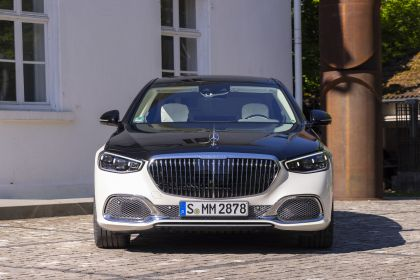 2021 Mercedes-Maybach S 680 4Matic 14