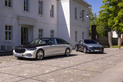2021 Mercedes-Maybach S 680 4Matic 16