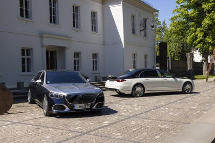 2021 Mercedes-Maybach S 680 4Matic 17