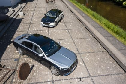 2021 Mercedes-Maybach S 680 4Matic 18