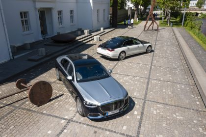 2021 Mercedes-Maybach S 680 4Matic 20