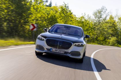 2021 Mercedes-Maybach S 680 4Matic 24