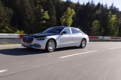 2021 Mercedes-Maybach S 680 4Matic 25