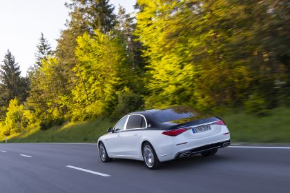 2021 Mercedes-Maybach S 680 4Matic 28