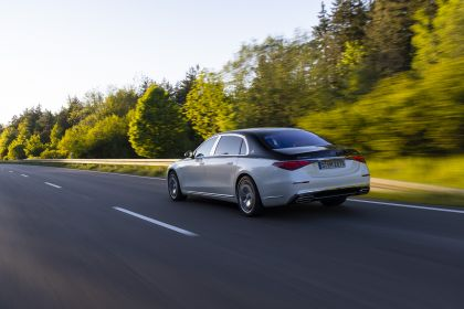 2021 Mercedes-Maybach S 680 4Matic 30