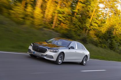 2021 Mercedes-Maybach S 680 4Matic 31