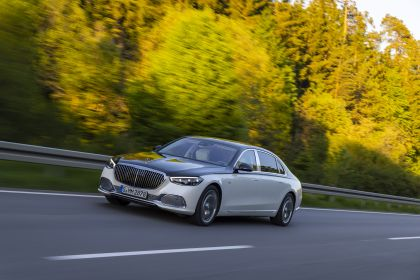 2021 Mercedes-Maybach S 680 4Matic 32
