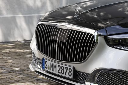 2021 Mercedes-Maybach S 680 4Matic 35