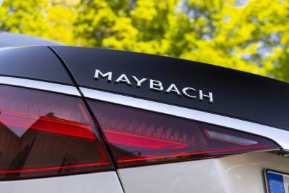 2021 Mercedes-Maybach S 680 4Matic 39