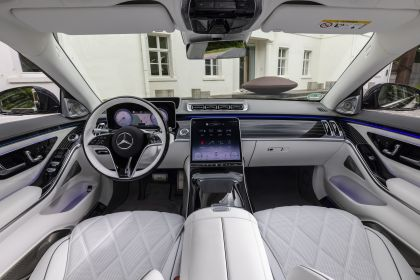 2021 Mercedes-Maybach S 680 4Matic 55