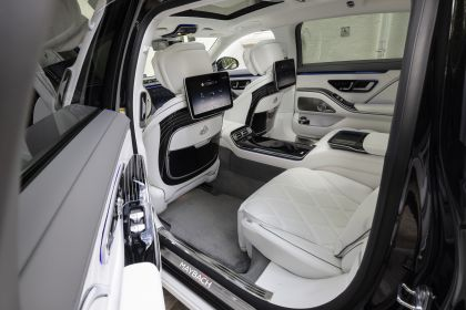 2021 Mercedes-Maybach S 680 4Matic 60