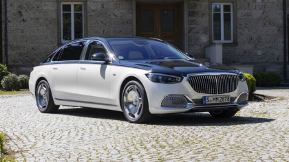 2021 Mercedes-Maybach S 680 4Matic 6