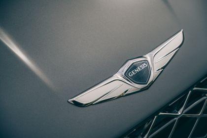 2021 Genesis G80 - UK version 26