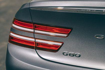2021 Genesis G80 - UK version 35