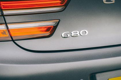 2021 Genesis G80 - UK version 36