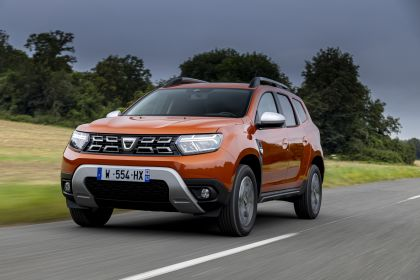 2022 Dacia Duster 77