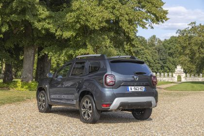 2022 Dacia Duster 145