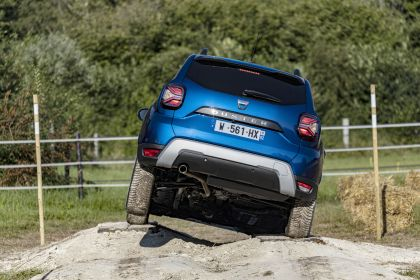 2022 Dacia Duster 180