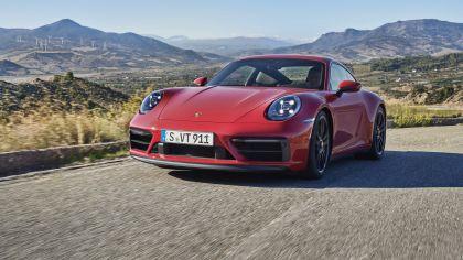 2022 Porsche 911 ( 992 ) Carrera GTS 4