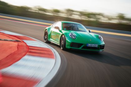 2022 Porsche 911 ( 992 ) Carrera GTS 37