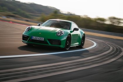 2022 Porsche 911 ( 992 ) Carrera GTS 64