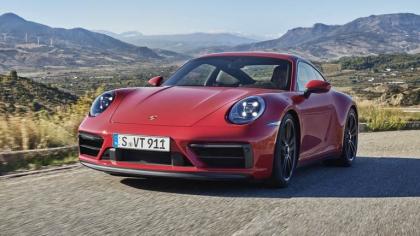 2022 Porsche 911 ( 992 ) Carrera GTS 5