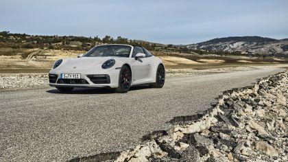 2022 Porsche 911 ( 992 ) Targa 4 GTS 1