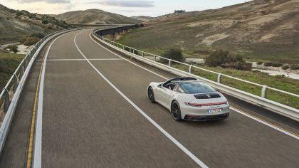 2022 Porsche 911 ( 992 ) Targa 4 GTS 8