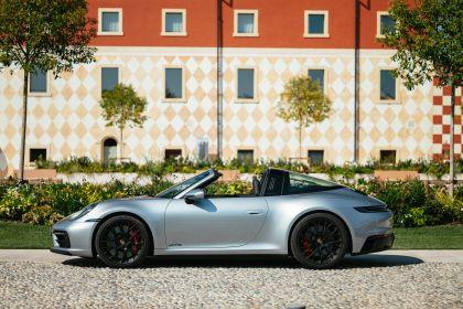 2022 Porsche 911 ( 992 ) Targa 4 GTS 21