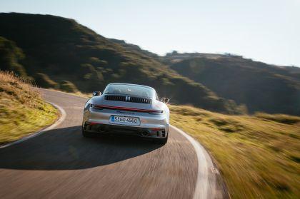 2022 Porsche 911 ( 992 ) Targa 4 GTS 54