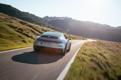 2022 Porsche 911 ( 992 ) Targa 4 GTS 55