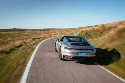 2022 Porsche 911 ( 992 ) Targa 4 GTS 56