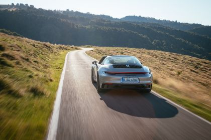 2022 Porsche 911 ( 992 ) Targa 4 GTS 59