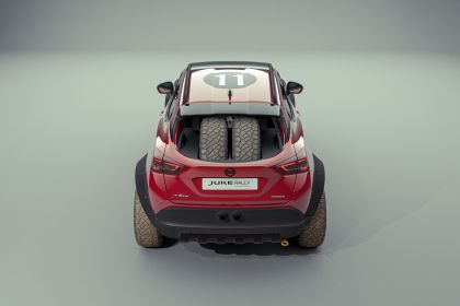 2021 Nissan Juke Rally Tribute concept 4