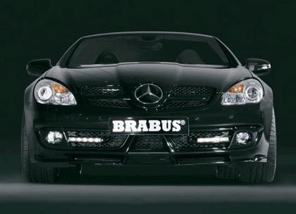 2008 Mercedes-Benz SLK by Brabus 3