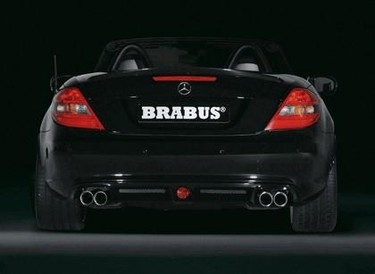 2008 Mercedes-Benz SLK by Brabus 4