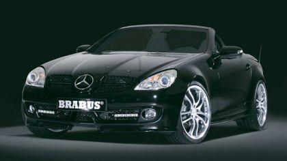 2008 Mercedes-Benz SLK by Brabus 8