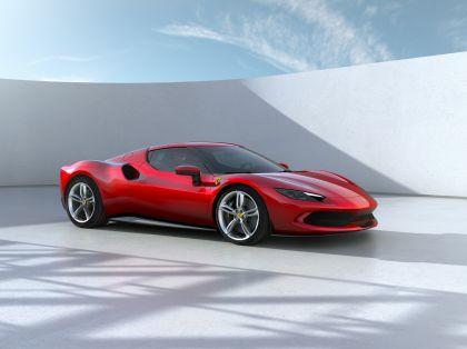 2022 Ferrari 296 GTB 1