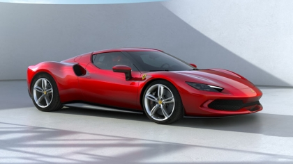 2022 Ferrari 296 GTB 2