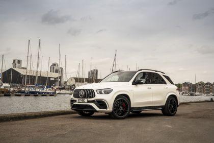 2021 Mercedes-AMG GLE 63 S 4Matic+ - UK version 1