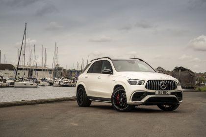 2021 Mercedes-AMG GLE 63 S 4Matic+ - UK version 2