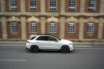 2021 Mercedes-AMG GLE 63 S 4Matic+ - UK version 4