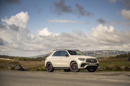2021 Mercedes-AMG GLE 63 S 4Matic+ - UK version 10
