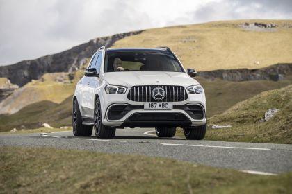 2021 Mercedes-AMG GLE 63 S 4Matic+ - UK version 27
