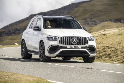 2021 Mercedes-AMG GLE 63 S 4Matic+ - UK version 30