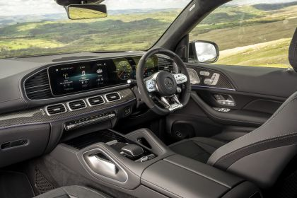 2021 Mercedes-AMG GLE 63 S 4Matic+ - UK version 70