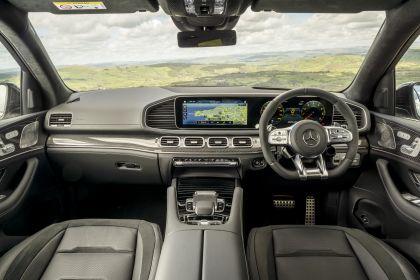 2021 Mercedes-AMG GLE 63 S 4Matic+ - UK version 73